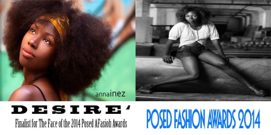 Posed Fashion Awards Finalist