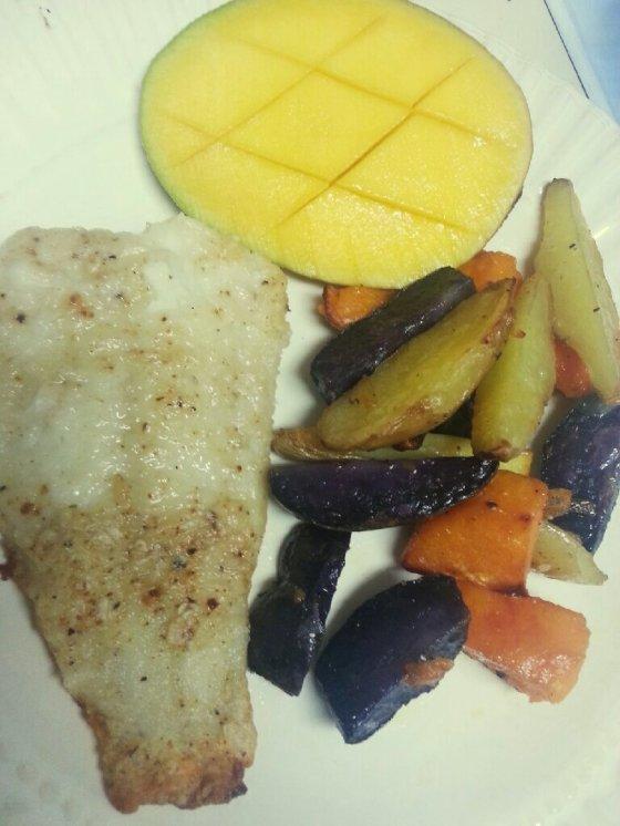 Organic Fish & Chips