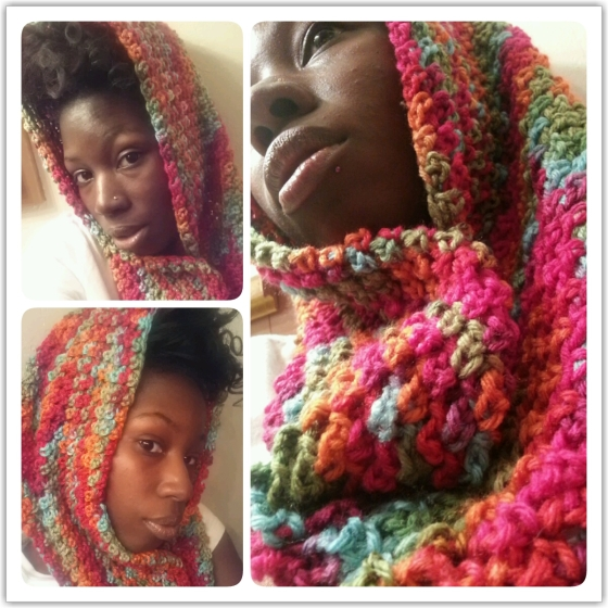 Fruit Punch Scarf